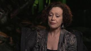 "WAR for the PLANET of the APES- Interview with Actor Karin Konoval ""Maurice"""