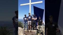 Une nouvelle croix installée au Pic Saint-Loup dans l'Héraut.