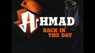 Watch Ahmad Back In The Day video