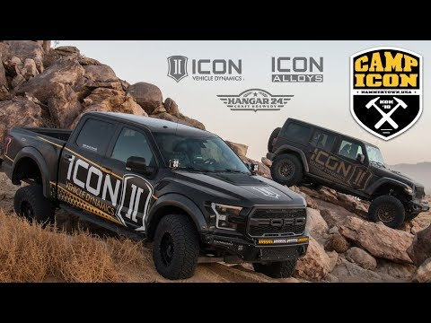 2018 King Of The Hammers | Camp ICON