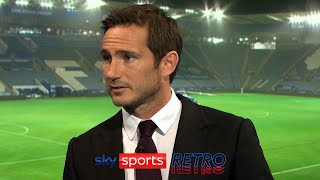 """Chelsea in a bad year should be top 6"" - Frank Lampard on Jose Mourinho's struggles at Chelsea"