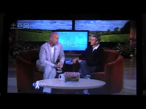 BRUCE WILLIS LOVE ELLEN !