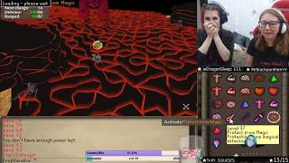 LakeOSRS almost gets the infernal cape - BEST OF RUNESCAPE TWITCH HIGHLIGHTS #207