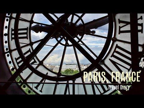 iii. Travel Diary 1 - Paris, France