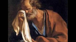 Orlandus Lassus: Lagrimi Di San Pietro - Tre Volte Haveva A LImportuna