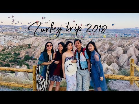 TRAVEL VLOG : Turkey 2018 (Ver 2)