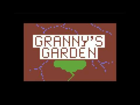 Obscure Game Theater - Granny's Garden - C64