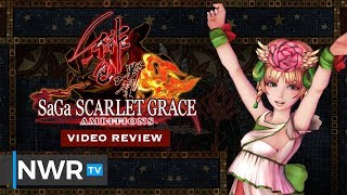 SaGa: Scarlet Grace - Ambitions (Nintendo Switch) Review (Video Game Video Review)