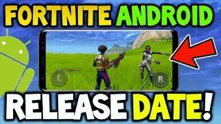 Cómo obtener Fortnite Mobile en Android - Fecha de lanzamiento! Fortnite Android Codes! ¡Regístrate ahora!