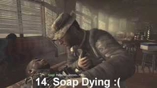 50 Reasons Why MW3 Sucks