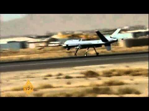 Deaths in latest drone strike in Pakistan