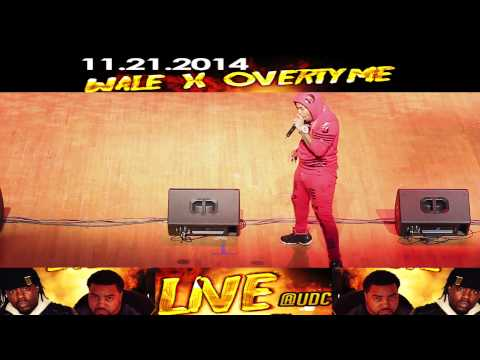 @OverTymeSimms Performs Live @UDC #UDCHC #AttenitonUDC