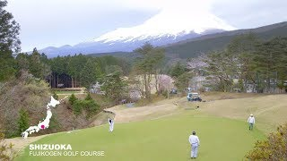 Golf Tourism in Japan