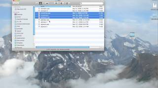 How to Zip Files on a Mac