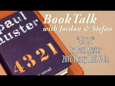 """4 3 2 1"" by Paul Auster (BookTalk with Jordan & Stefan)"