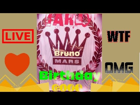 Bruno Mars Detroit Concert 24k Magic World Tour