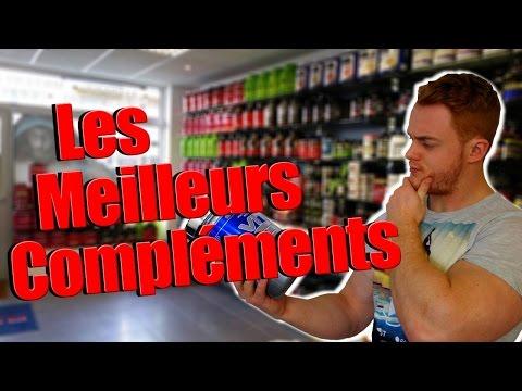 Musculation : Les Meilleurs Compléments Alimentaires