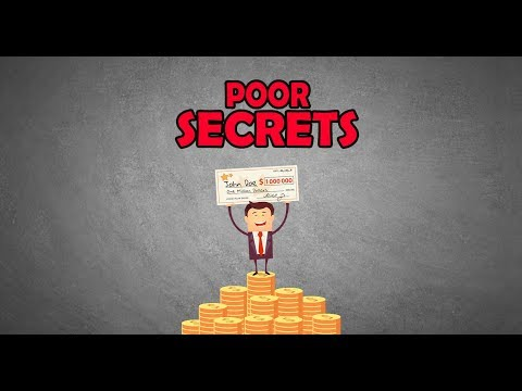 Why Lottery Winners Go Broke | The Secret Of The Poor