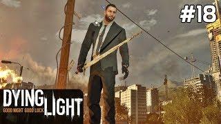 Dying Light Gameplay PC PL / FULL DLC [#18] KOSIMY Równo /z Skie