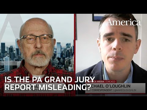 Is the Pennsylvania Grand Jury report misleading?   A conversation with Peter Steinfels