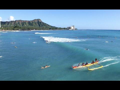Waikiki Drone Tour