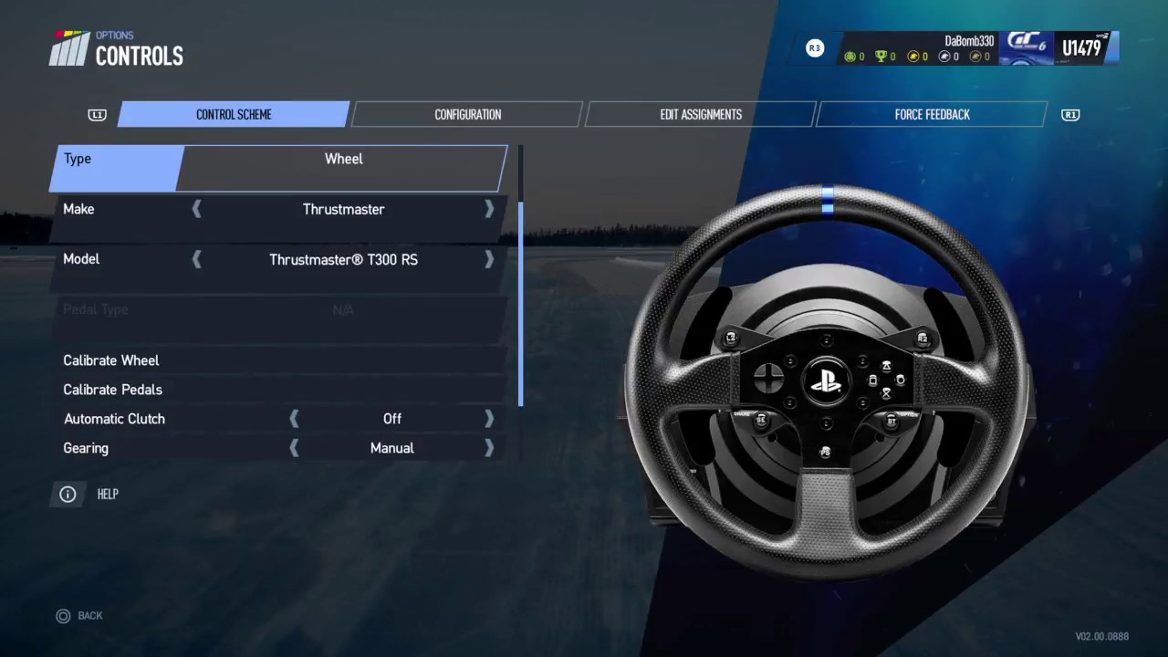 19e18f47b64 Project CARS 2 T300RS Wheel Settings And FFB - YouTube