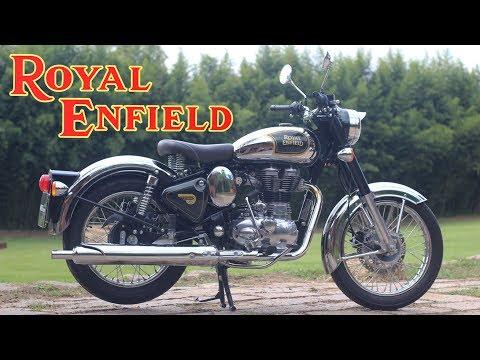 Royal Enfield Classic 500 - MOTO.com.br