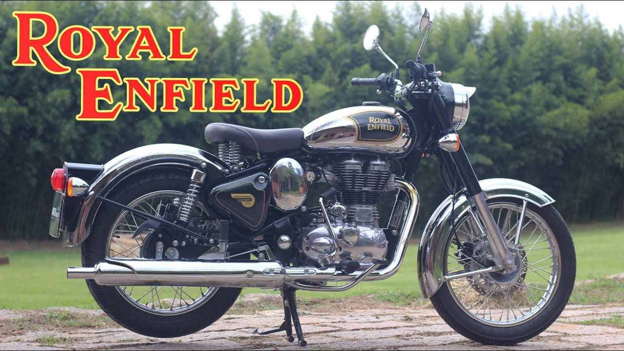 royal enfield classic 500 youtube. Black Bedroom Furniture Sets. Home Design Ideas