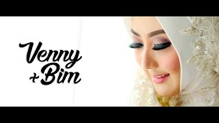 WEDDING CINEMATIC 2017 | VIDEO CLIP WEDDING VENNY + BIM
