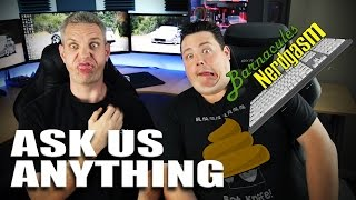 Ask Us Anything - Jay and Jerry answer silly Twitter questions
