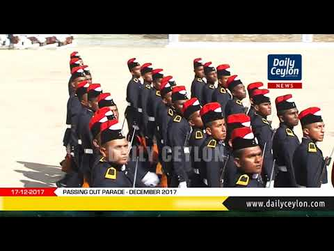 Passing out parade - 2017 | Sri Lanka Military Academy