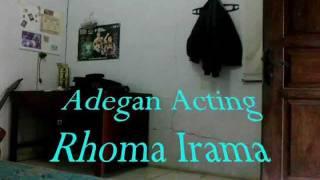 Lypsynch Acting Rhoma Irama OST. Gitar Tua