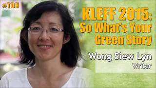 20151001 The Durian Heat  KLEFF 2015   So Whats Your Green Story