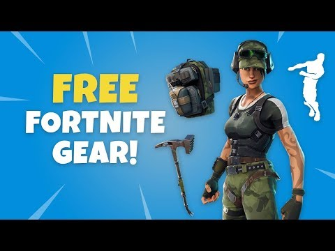 How To Get New FREE Fortnite Gear! Twitch Prime Pack #2