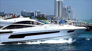 Sunseeker 68 Sport Yacht in  Slow Roll Mode
