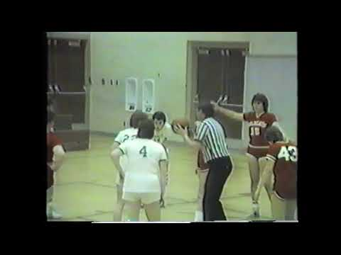 Chazy - Schroon Lake Mod Girls  2-6-86