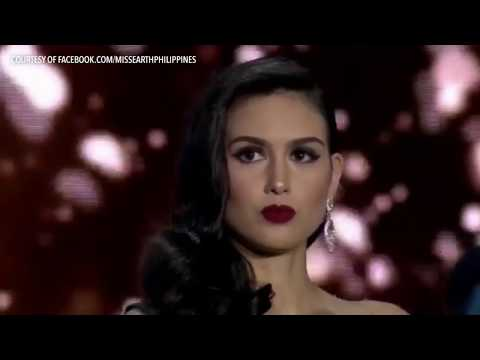 Miss Earth Philippines 2018: Top 5, Question and Answer