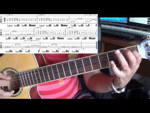 Gitar Dersi - Duman - Sor Bana Pişman mıyım ( İntro )