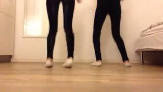 Best Shuffle Dance (how to save a life)