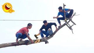 Amazing must Funniest videos  | Bindas Fun Joke |