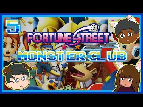 Monster Club - Fortune Street: Power Plays - Part 5