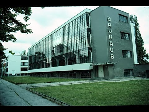 Architect Walter Gropius : Theory of Design, Biography, Philosophy and the Bauhaus