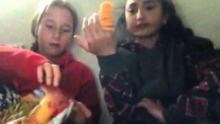 ~ Burger Rings Challenge w/ Tasha ~