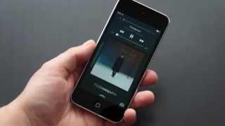 Обзор iPod touch 5 на 16 гигабайт, часть 2: производительность