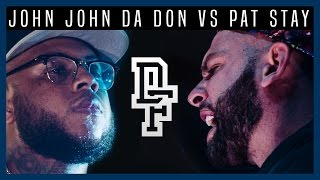 john john da don vs pat stay   don t flop rap battle a3c festival 2016