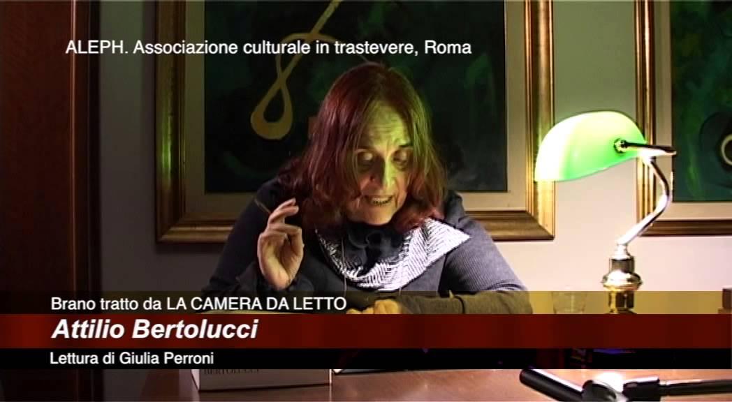 Attilio Bertolucci La Camera Da Letto Youtube