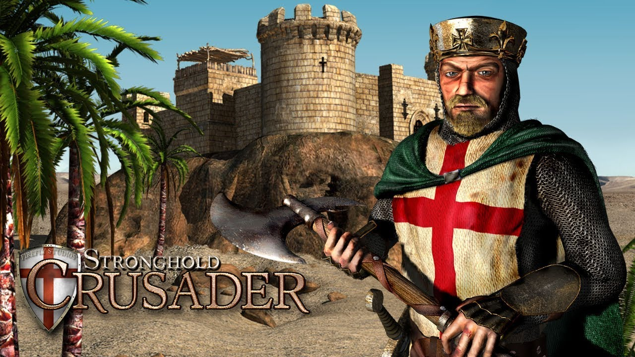 Download Stronghold: Crusader HD - Let's Play Part 1: The First Crusade