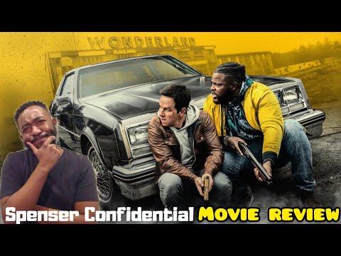 Spenser Confidential Netflix Movie Review Youtube