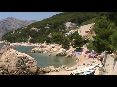 Beatiful Brela/Croatia 2010