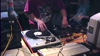 세계 챔피언 DJ 큐버트와 서태지의 만남